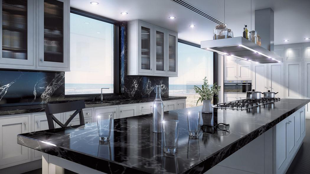 Clive Christian Cucina moderna Cucine complete Attrezzatura della cucina  |