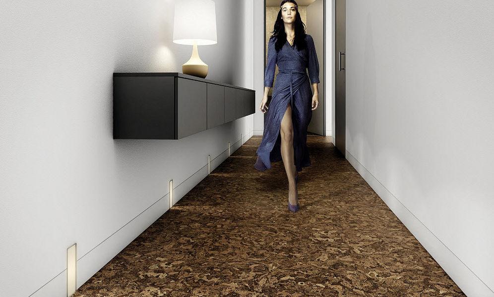 Rivestimento per pavimento in materiali naturali rivestimenti