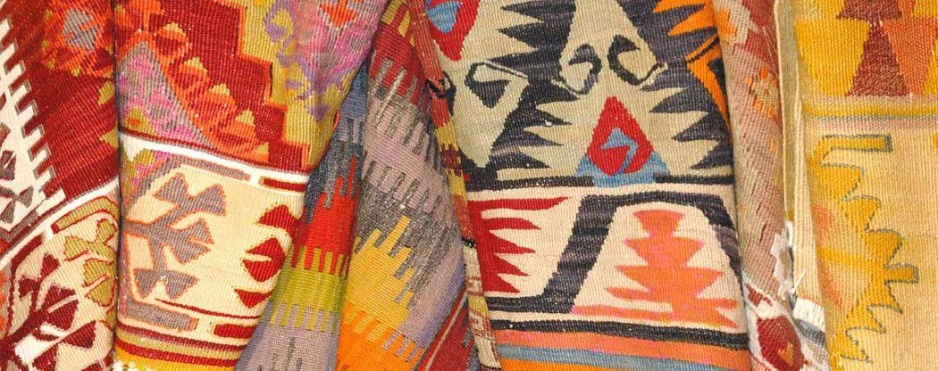 La Maison Du Kilim Tappeto Kilim Tappeti gran stile Tappeti Tappezzeria  |