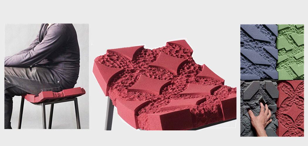 AIEVL BY DENNY PRIYATNA Sgabello Sgabelli e pouf Sedute & Divani  |