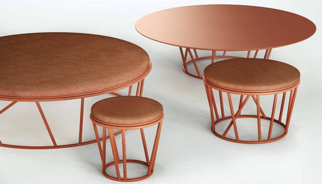 FAST Tavolo basso da giardino Tavoli da giardino Giardino Arredo Giardino-Piscina | Design Contemporaneo