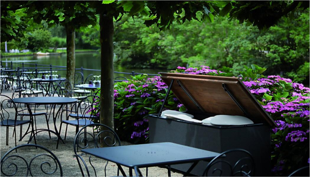 TradeWinds Cassapanca da giardino Varie mobili da giardino Giardino Arredo Giardino-Piscina | Design Contemporaneo