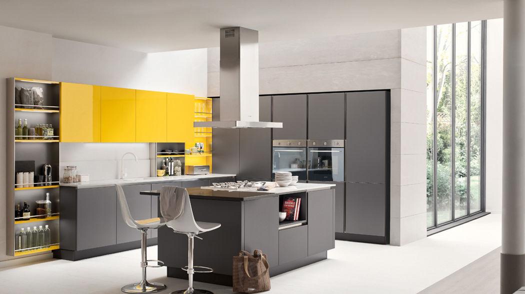 VENETA CUCINE Cucina moderna Cucine complete Attrezzatura della cucina  |