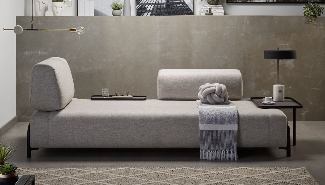 KAVE HOME Chaise Longue Meridienne Sedute & Divani  |