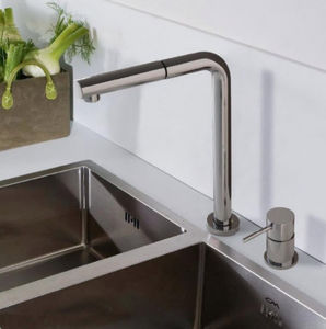 CasaLux Home Design - d 5505cc chromé - Miscelatore Lavabo