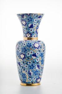 Emaux De Longwy - tradition - Vaso D'arredamento