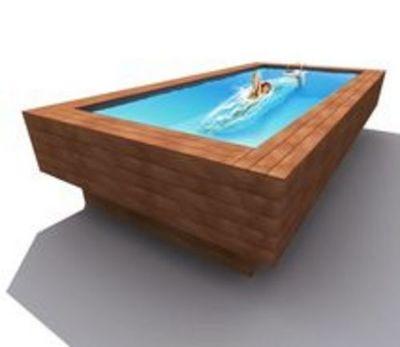 Nuoto contro corrente - Apparecchiature varie per piscina...