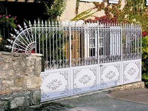 ERIC MIGNOGNA-TOURNIER -  - Cancello A Battente