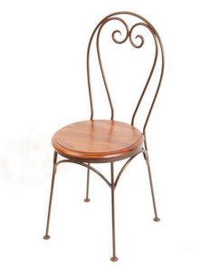 BELDEKO - chaise coeur - Sedia