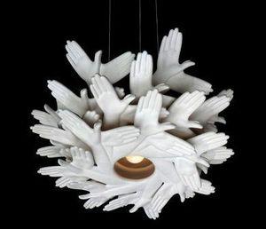 PLANKTON avant garde design - bird in hand - Lampada A Sospensione