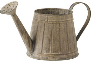 Aubry-Gaspard - arrosoir antique en zinc - Annaffiatoio