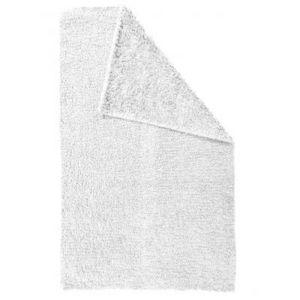 TODAY - tapis salle de bain reversible - couleur - blanc - Tappeto Da Bagno