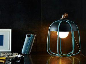 INCIPIT - tull - Lampada Da Tavolo