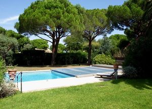 Sun Abris - abri piscine plat motorisé - Copertura Bassa Motorizzata Per Piscina