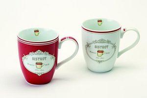 JD DIFFUSION - tasse à thé 1232701 - Tazza Da Tè