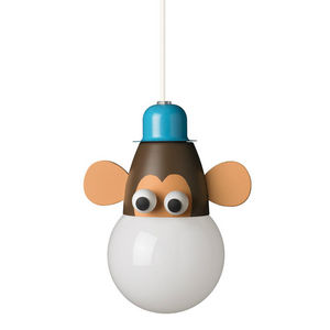 Philips - monkey - suspension singe ø15,5cm | lustre et plaf - Lampada A Sospensione Bambino