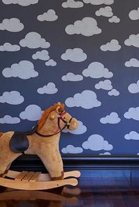 PORTER'S PAINTS - cloud - Carta Da Parati