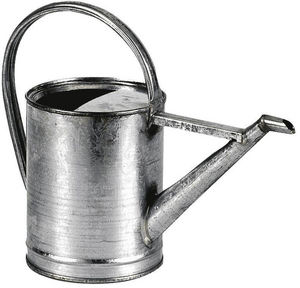 Aubry-Gaspard - arrosoir 3 litres en zinc - Annaffiatoio