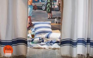 FOUTA FUTEE - casablanca cb1 - Tenda Per Porta