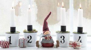 IB Laursen - lutin - Decorazione Per Tavola Di Natale