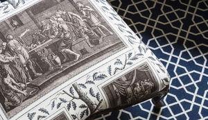 Gaston Y Daniela - madrid collection - Tessuto D'arredamento Per Sedie