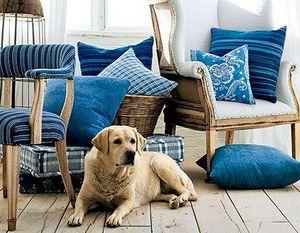 Ralph Lauren Home - elizabeth street - Tessuto D'arredamento Per Sedie