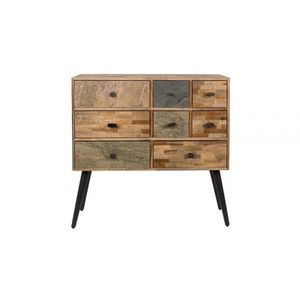 Mathi Design - commode de rangement hut - Comò / Cassettone