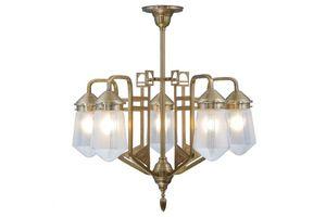 PATINAS - luzern 5 armed chandelier - Lampadario