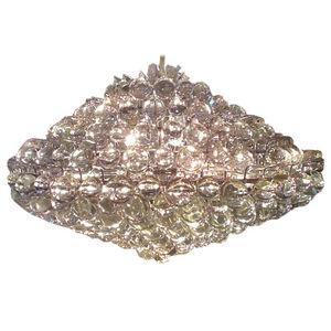 ALAN MIZRAHI LIGHTING - am5900g hexagonal clam - Lampadario