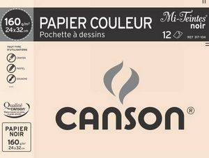 Canson -  - Carta Da Disegno