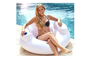 Bâches-piscines.com -  - Poltrona Gonfiabile