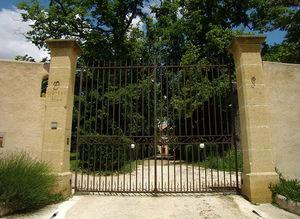 Basset Ferronnerie -  - Cancello A Battente
