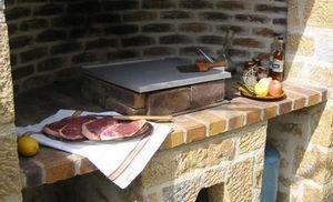 A La Plancha - rapido - Piastra Per Barbecue