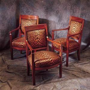 Bertrand Klein - fauteuils consulat - Poltrona