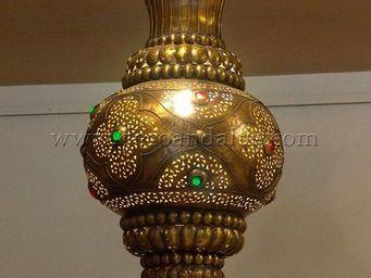 Decoración Andalusí - brass lamp - Lanterna