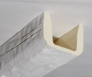 Nevadeco - t 17 blanche en 3.50m - Finta Trave