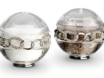 L'OBJET - links spice jewels - Saliera E Pepiera