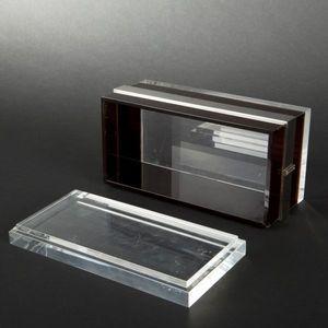 Expertissim - boîte à bijoux en plexiglas, circa 1970 - Cofanetto Portagioie