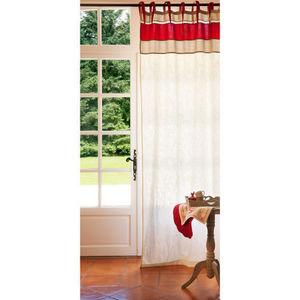 Maisons du monde - rideau fait maison - Tende A Laccetti