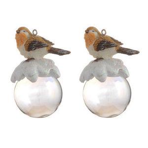 Maisons du monde - oiseau bulle - Uccello