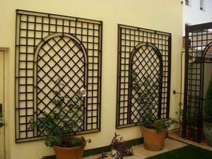 Jardinesysol - forja - Grigliato Decorativo