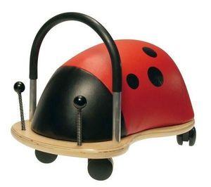 WHEELY BUG - porteur wheely bug coccinelle - petit modle - Girello