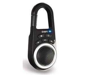 ION - clipster - noir - haut-parleur nomade sans fil - Altoparlante Docking Ipod/mp3