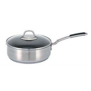BEKA Cookware - sauteuse revtue 24 cm + couvercle beka royal - Padella Da Cucina