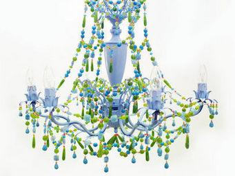 SUSSIEBIRIBISSI - blue crown - Lampadario