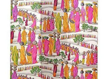 515store - paravent sari / 3 pans - Paravento Separ�