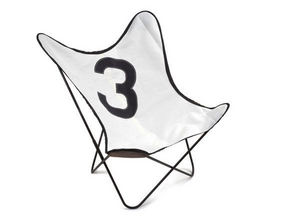 727 SAILBAGS - fauteuil aa butterfly n°3 - Poltrona Da Giardino