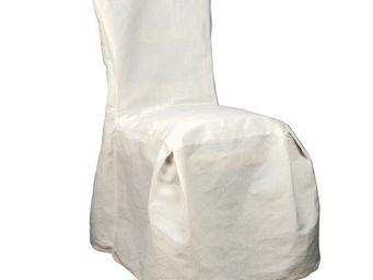 Interior's - housse de chaise ivoire - Fodera Per Sedia