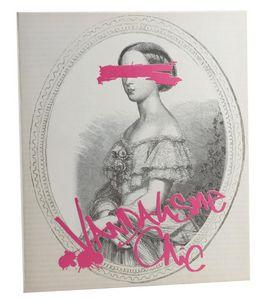 Amadeus - peinture sur toile vandalisme chic - Quadro Decorativo Bambino