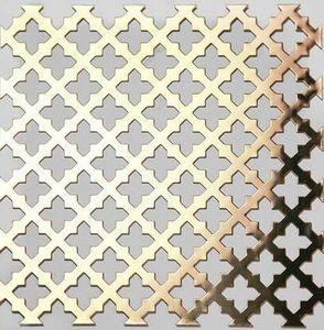 BRASS - g01 004 23 - Griglia Decorativa